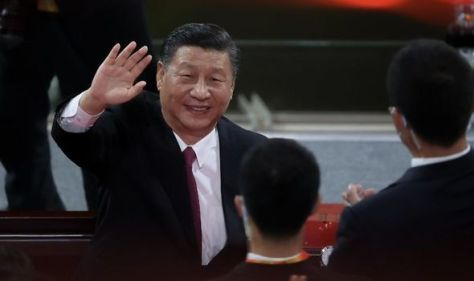 China's mock Taipei is 'proof' of preparation for war which 'would spark global conflict'