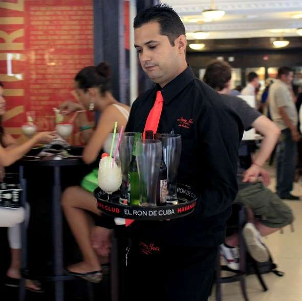 Cheers! Havana's Sloppy Joe is back   World   News ...