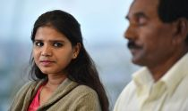 Image result for Asia Bibi acquitted of blasphemy in Pakistan, freed from death row