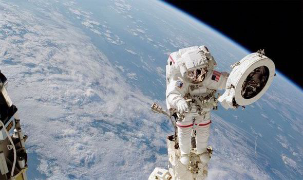 WATCH LIVE: NASA astronauts to conduct SPACEWALK of ...