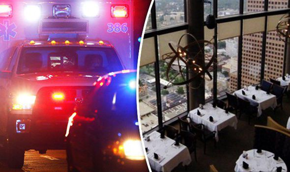 Boy dead after being crushed at rotating restaurant