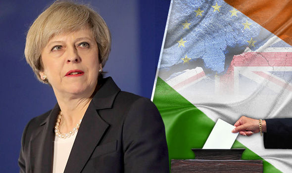 Brexit could be blocked by Ireland