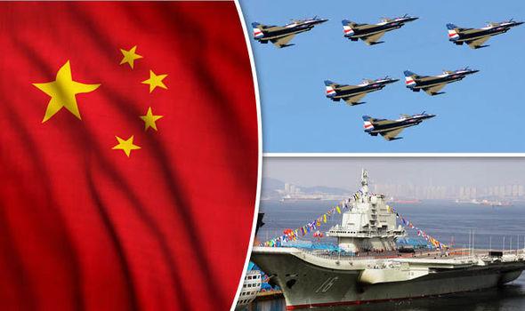 China modernises military