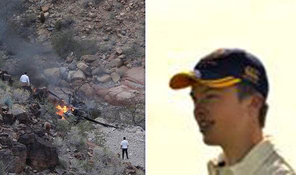 Conrad Fish/Grand Canyon crash