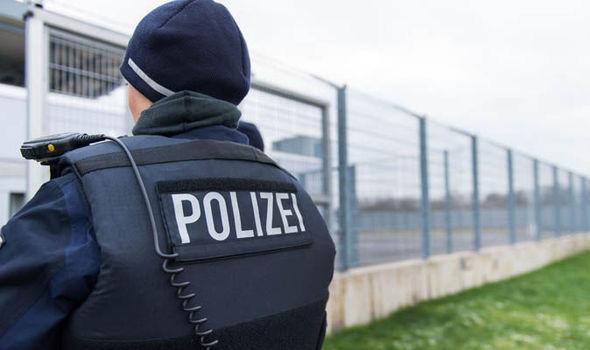 Dusseldorf police