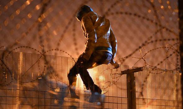 EU unveil plans for £230m border guards in desperate ...