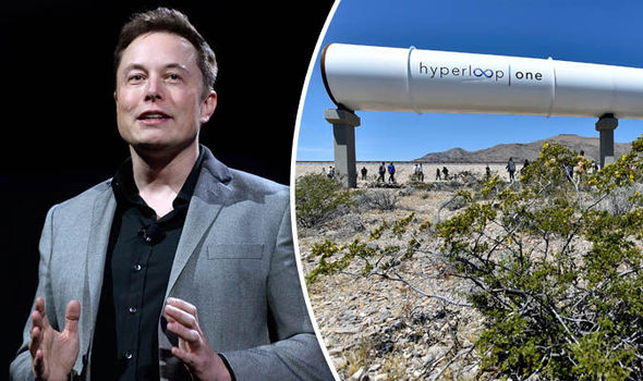 Image result for new york to d.c. hyperloop