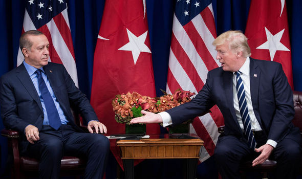 Turkey accuses US of hypocrisy as it joins Russia for ...
