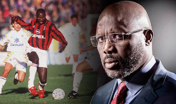 Image result for weah george