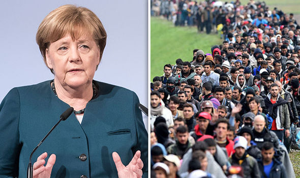 Image result for german migrant crisis