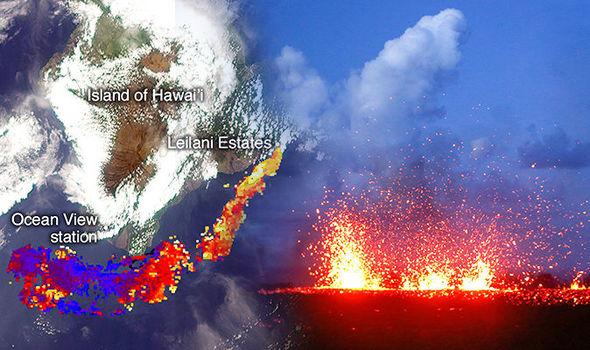 Hawaii volcano eruption LIVE: Kilauea volcano