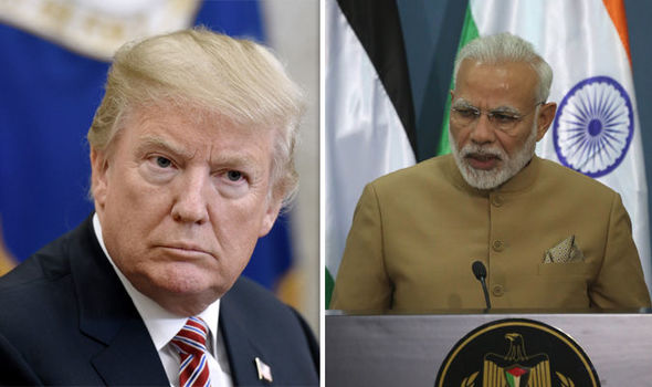 India DEMAND explanation from Donald Trump after Pakistan ...