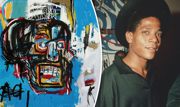 Basquiat and the painting