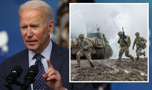 Joe Biden has been urged to support EU plans