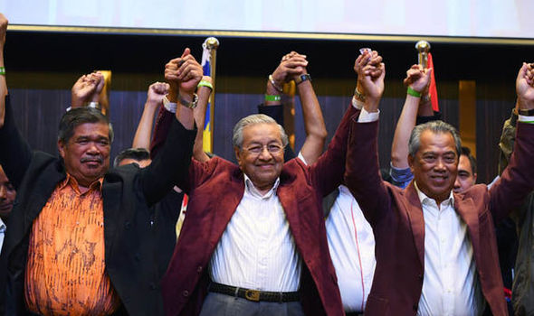Image result for malaysia election 2018