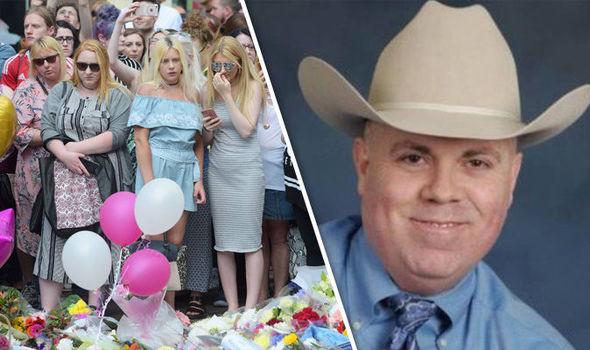 Denton County Sheriff Tracy Murphree