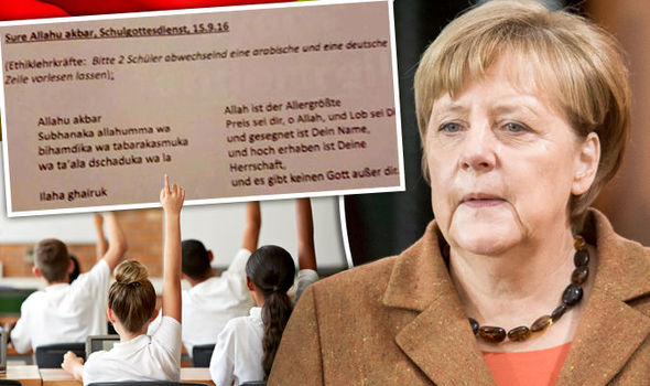 Merkel koran
