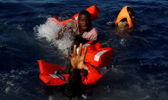 Migrant crisis Mediterranean Sea rescue
