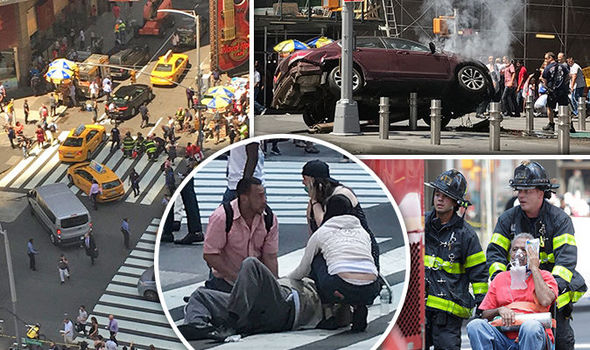 New York terror Times Square attack