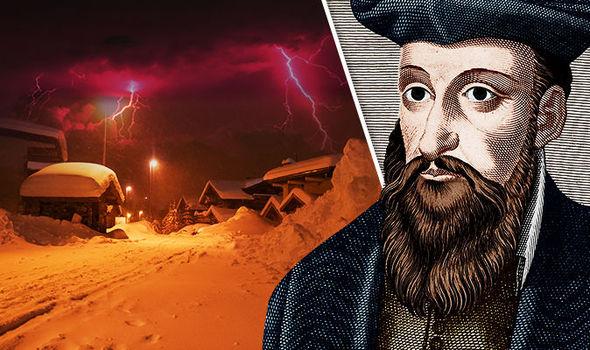 Nostradamus prediction