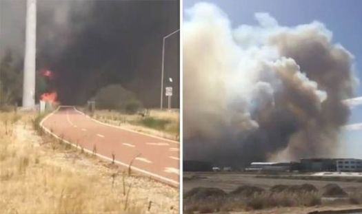 Perth fire: BLAZE ravage Forrestdale - emergency warning ...