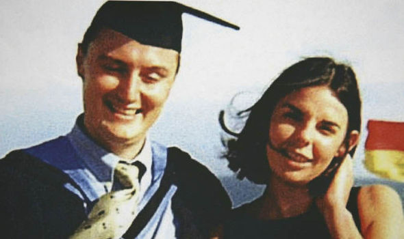 Peter Falconio and his girlfriend Joanne Lees