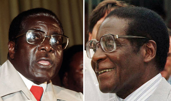 How old is Robert Mugabe? Age of Zimbabwe president | World | News ...