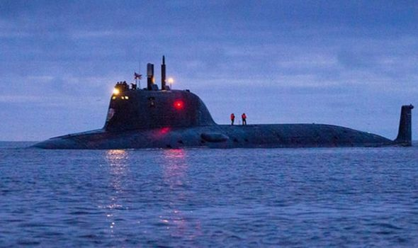Russian sub new latest