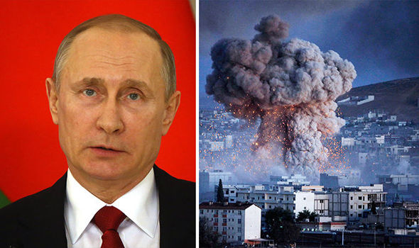 Russians believe there is a genuine threat of the conflict in Syria surging into WW3