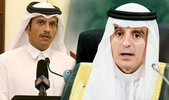 Qatar and Saudi Arabia tensions boil over