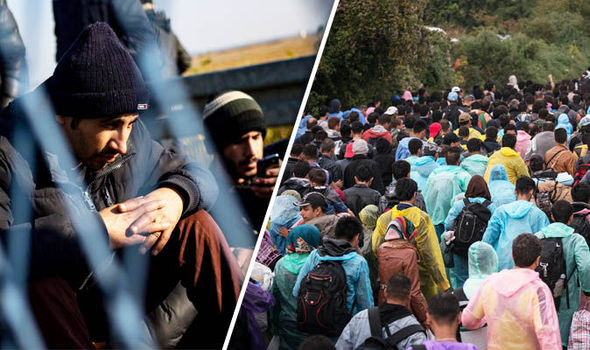Schengen at an END: Border controls EXTENDED as Europe ...
