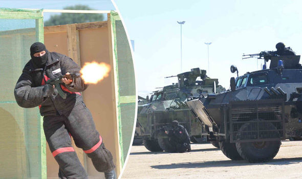 Balkan countries fearful after Serbia carries out 'anti ...