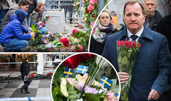 Stefan Lofven and Swedish migrants