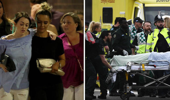Manchester bombing - Westminster terror attack