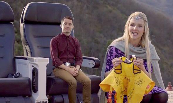 Air New Zealand Release ANOTHER Epic Inflight Hobbit