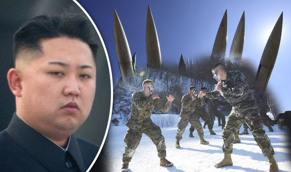 Image result for North Korea Confirms Preparation For WAR With US