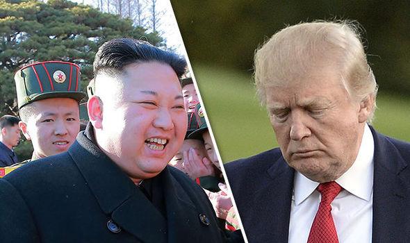Trump Jong-un accidental war