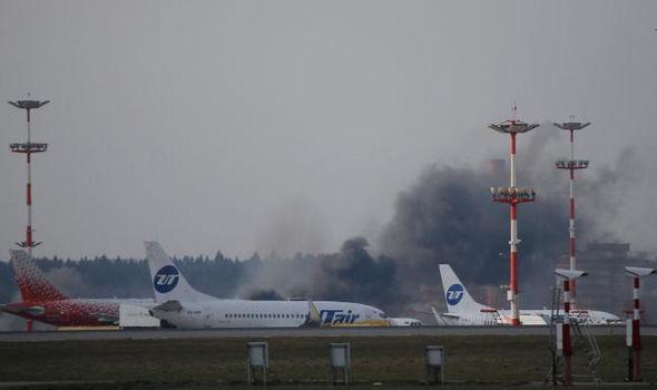 Smoke airport