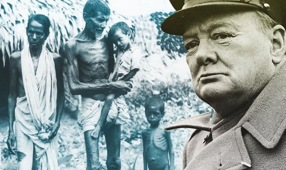 BBC blasted for 'outrageous' report pinning blame on Churchill for Bengal  famine deaths | World | News | Express.co.uk