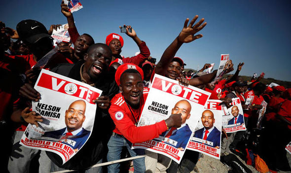 Zimbabwe election 2018 prophecy