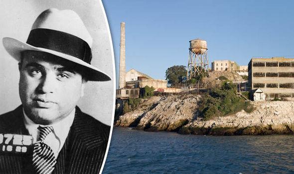 Resultado de imagen para imagenes al capone alcatraz