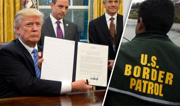 donald trump isis executive order