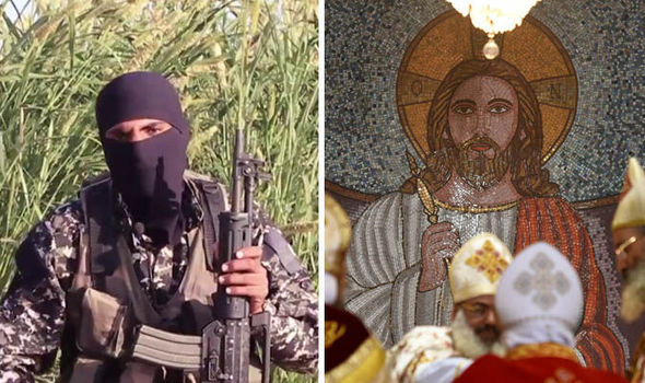 ISIS threatens attacks against Christians
