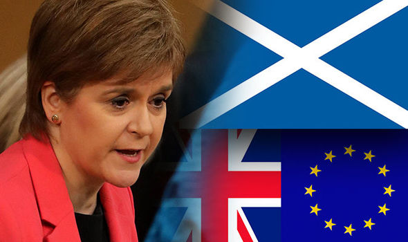 Scotland has sent MSPs to Brussels to build bridges with the EU