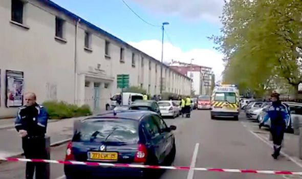 Two men are said to have died in the shooting