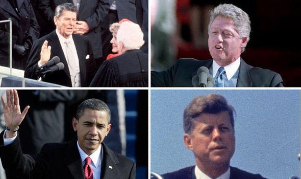 US inaugurations