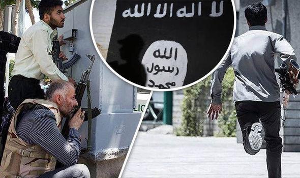 Iran promises revenge for ISIS attack & blames Saudi ...