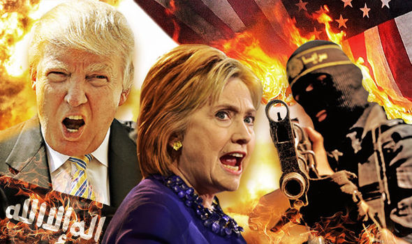 US ISIS attack election 2016