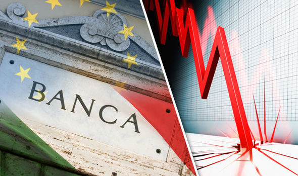Image result for italian bank crisis