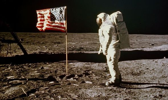Apollo 11 Moon landing: Neil Armstrong's face spotted on ...